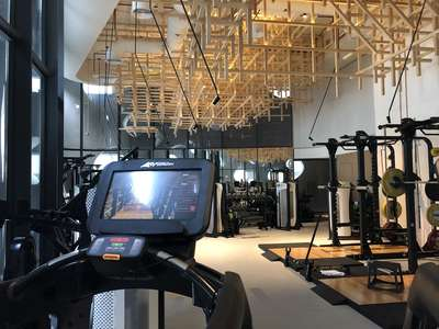 The Warehouse Gym Gyms Fitness Centres Pools In Business Bay Dubai