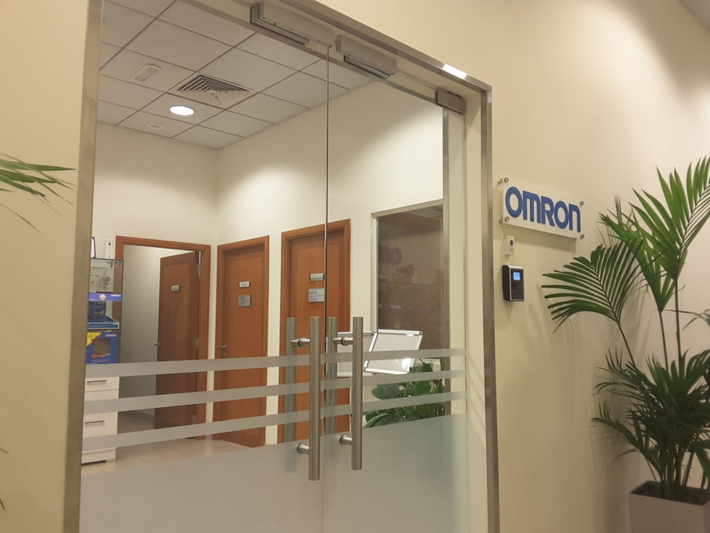Walif-business-omron-healthcare