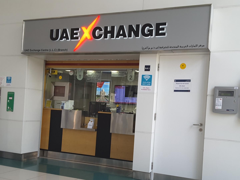 UAE Exchange, (Money Exchange) in Oud Metha, Dubai