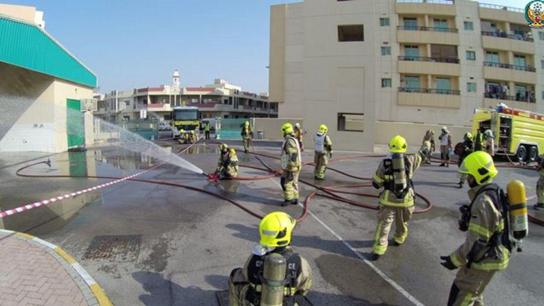 Fire Station- Al Hamriya, (Emergency Services) in Al Hamriya