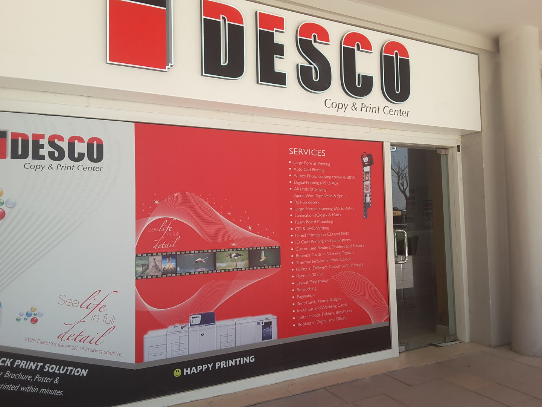 Desco copy print centre office supplies stationery in walif business desco copy print centre reheart Choice Image