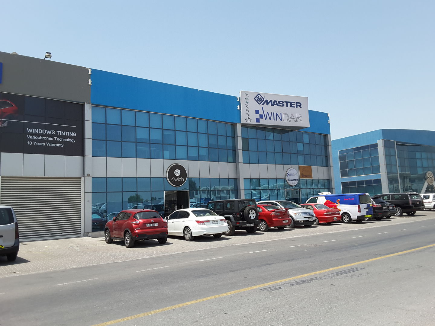 Windar Aluminium, (Chemical & Metal Companies) in Al Quoz
