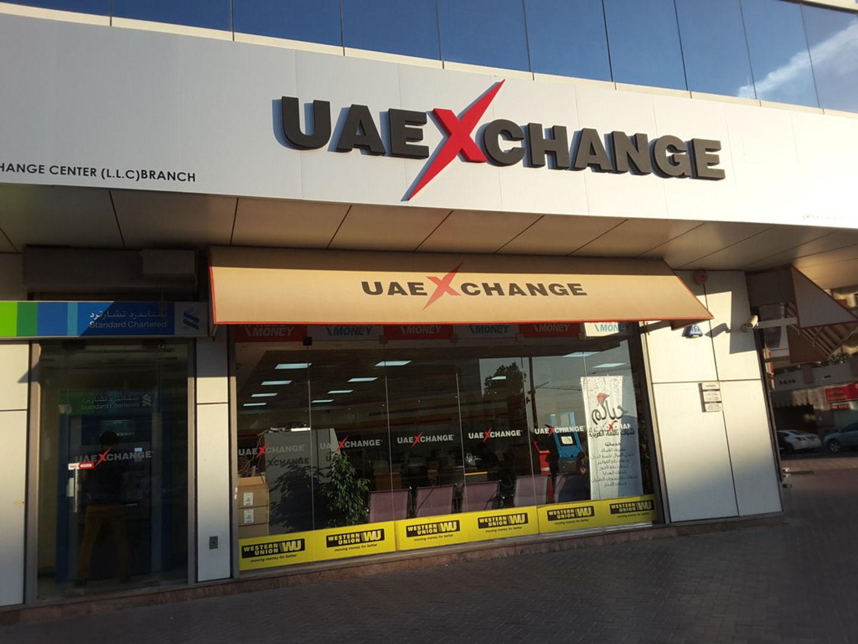 UAE Exchange, (Money Exchange) in Al Qusais Industrial 2, Dubai