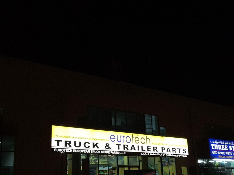 Eurotech European Truck Spare Parts, (Auto Spare Parts