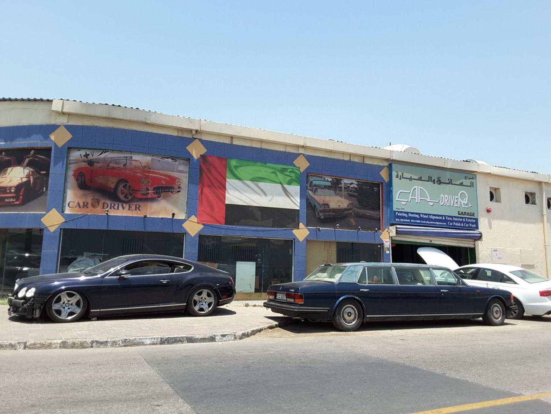 Car Driver Garage Car Assistance Repair In Al Khabaisi Dubai