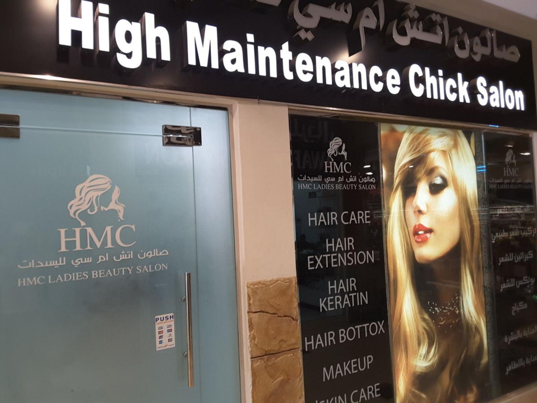 high maintenance chick