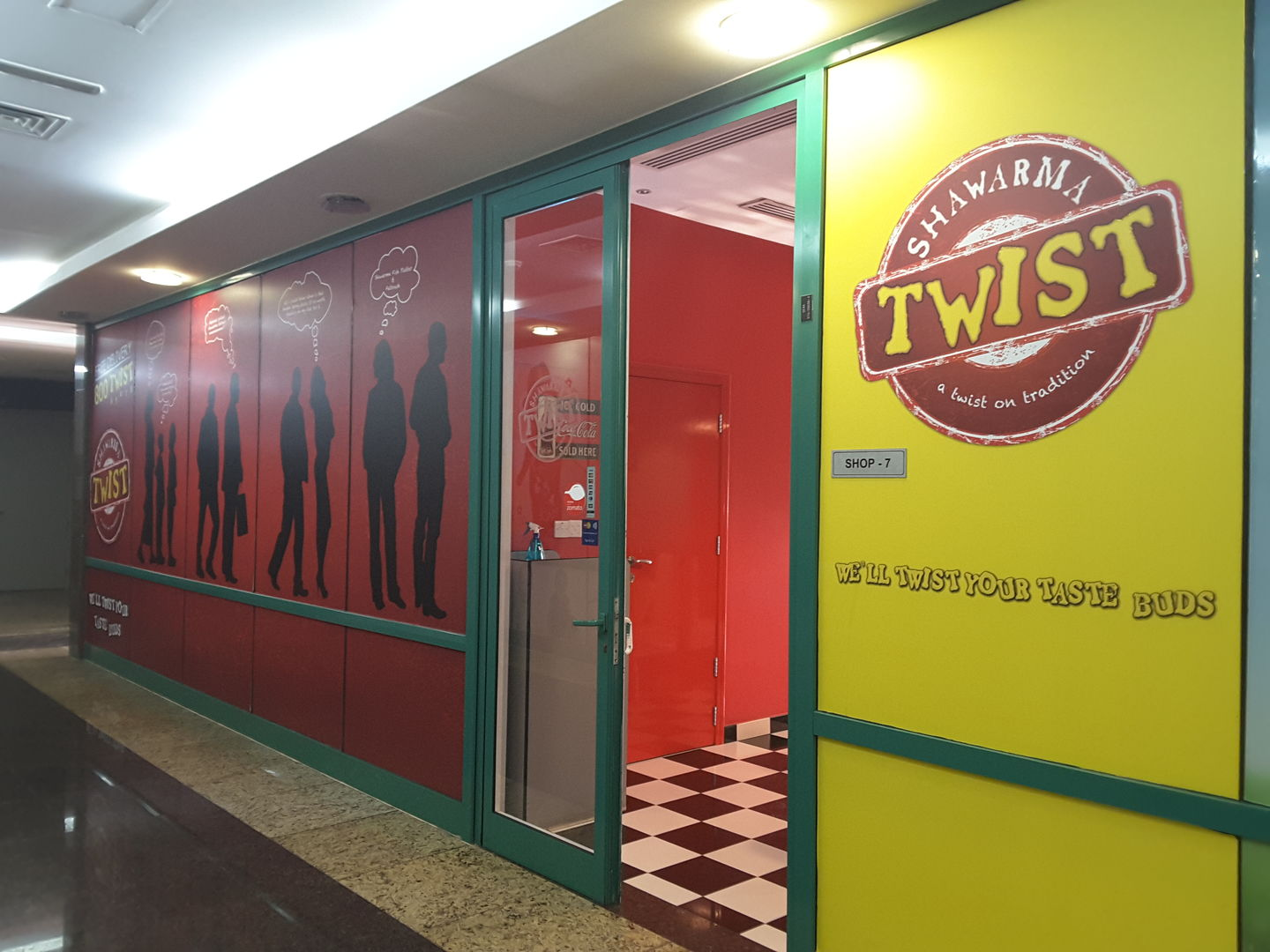 Shawarma Twist, (Restaurants & Bars) in Al Barsha 1, Dubai