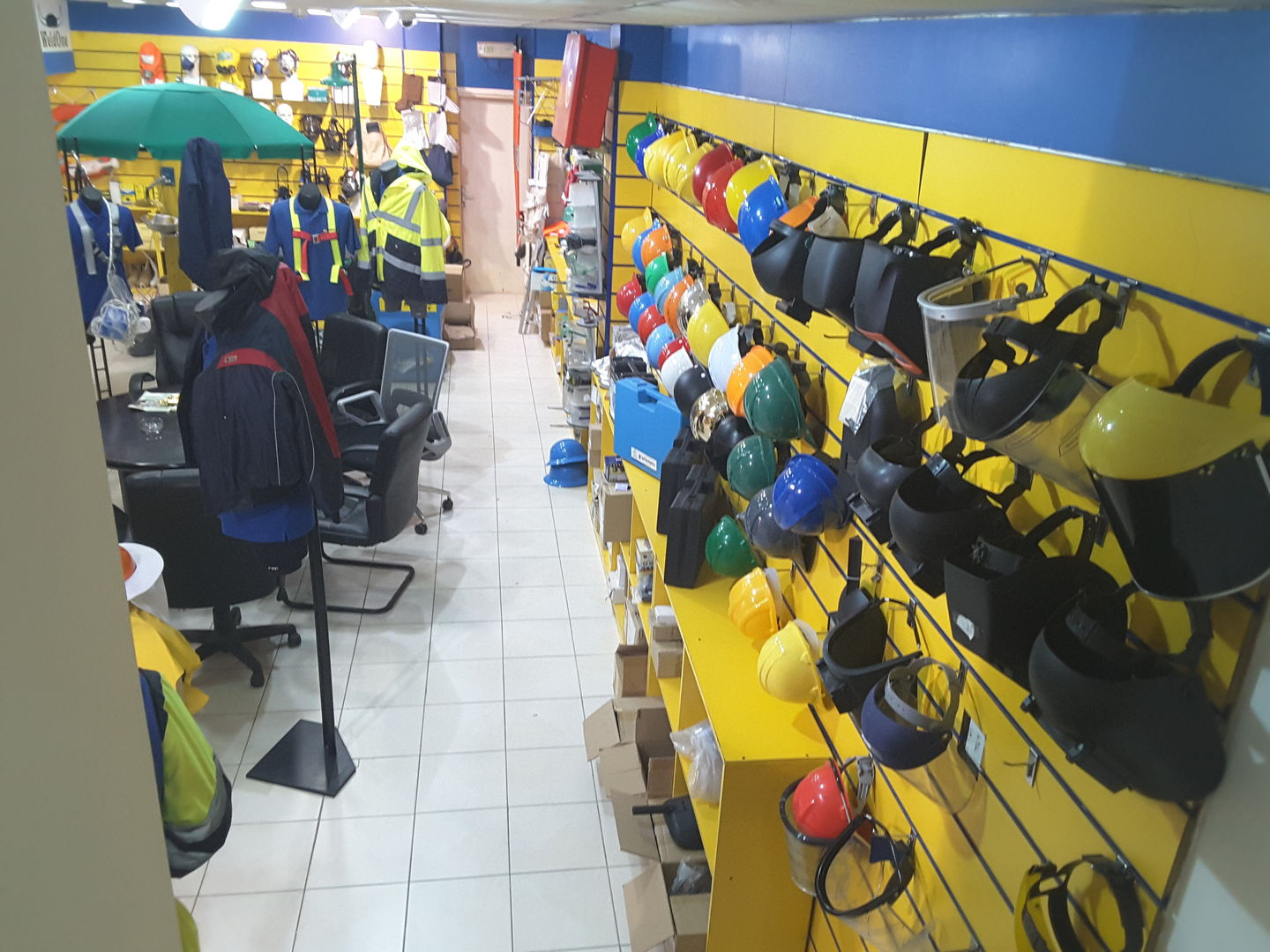 Al Bahri Hardware & Safety Equipment, (Safety & Security) in