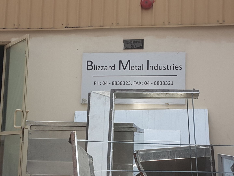 Blizzard Metal Industries, (Chemical & Metal Companies) in