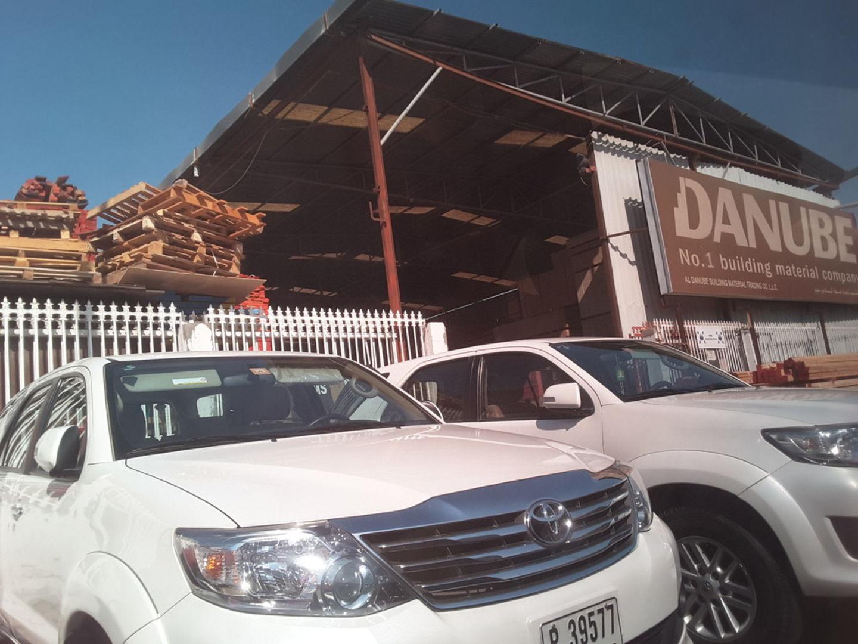 Al Danube Building Materials Trading Co , (Construction & Building