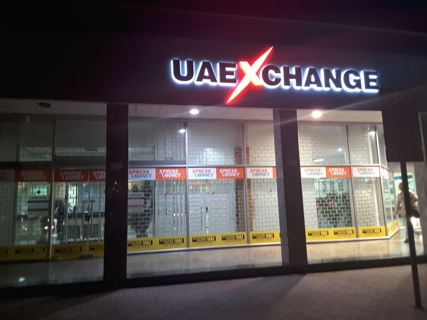 UAE Exchange, (Money Exchange) in Al Qusais 1, Dubai