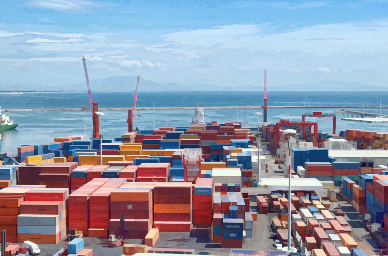 Ideal Shipping Company, (Sea Cargo Services) in Ras Al Khor