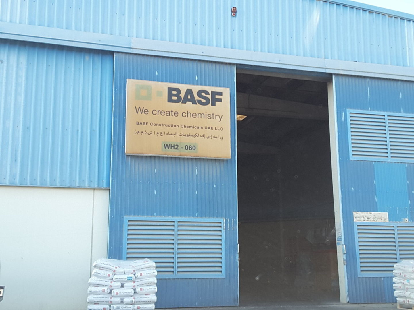 Basf Construction Chemicals Uae, (Construction & Building