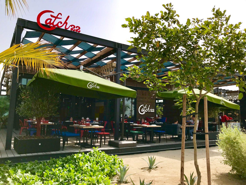 Catch 22 Restaurants Bars In Jumeirah 1 Dubai