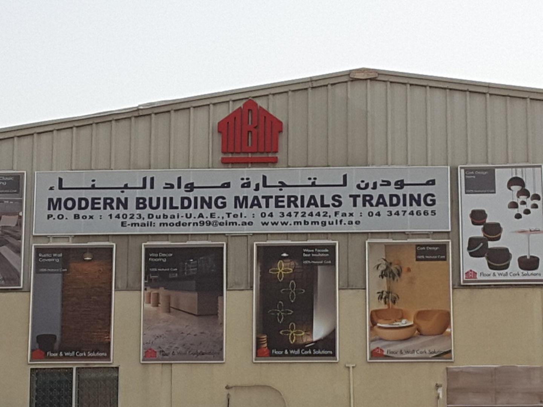 Modern Building Materials Trading, (Construction